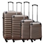 4-delige koffersets