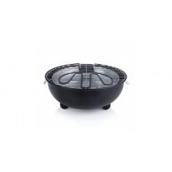 Tristar BQ-2880 Elektrische Barbecue Zwart 30x30 cm 1250W