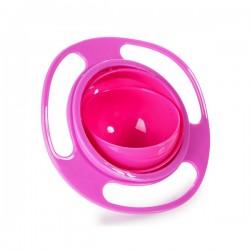 Gyro Bowl roze 360 graden bakje
