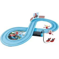 Carrera First Mariokart Racebaan + 2 Auto's en 2 Controllers 240 cm