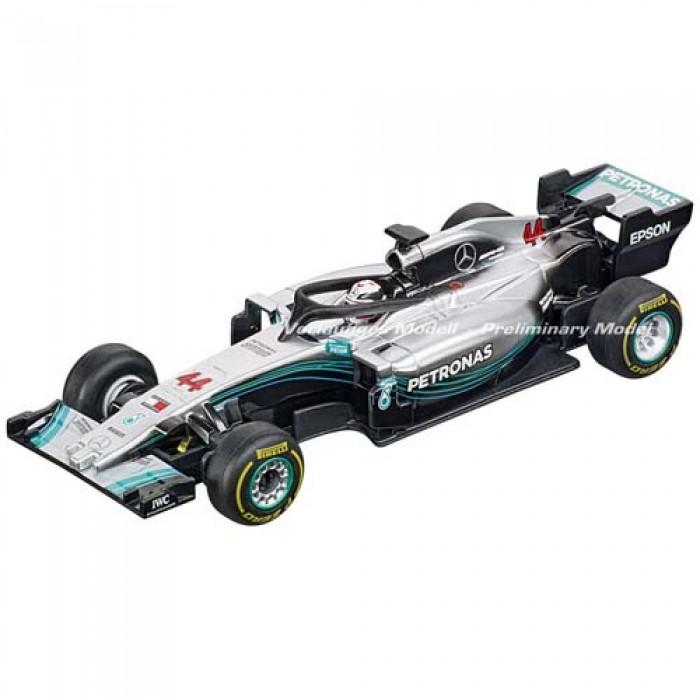 Carrera Go!!! Mercedes Hamilton Formule 1 Raceauto