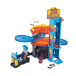 Burago 1:43 Garage Incl. 2 Car