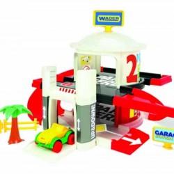 Wader Garage met Lift 2 Verdiepingen