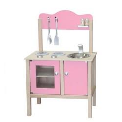Simply for Kids Houten Kinderkeuken Roze