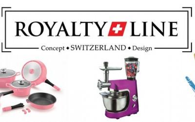 Het merk Royalty Line
