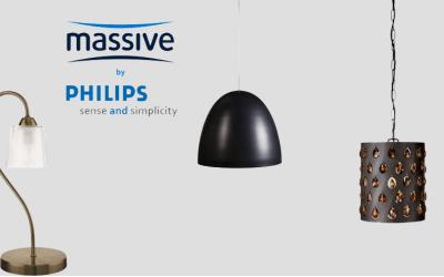 Philips Massive verlichting