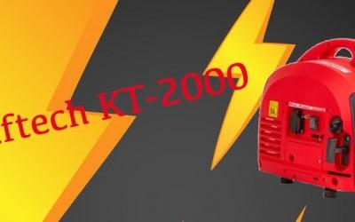 De Kraftech KT-2000 stroomaggregaat