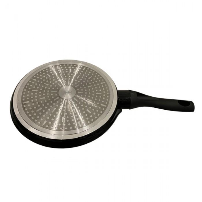 Imperial Collection pannenkoekenpan Ø 25 cm - geschikt voor inductie - zwart