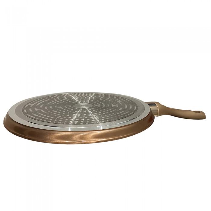 Imperial Collection pannenkoekenpan Ø 28 cm - geschikt voor inductie - rose goud