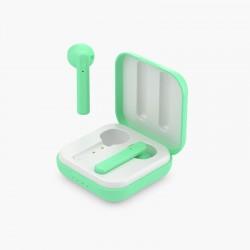LEDWOOD HUBBLE TWS oordopjes met oplaadcase - groen