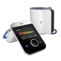 Braun BUA7200WE ActivScan 9 Bloeddrukmeter Wit