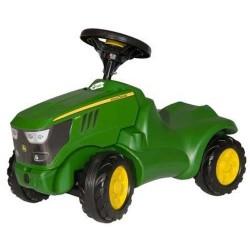 Rolly Toys 132072 RollyMinitrac 6150R John Deere Looptractor