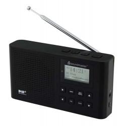 Soundmaster DAB160SW Draagbare DAB+ FM/RDS radio