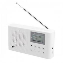 Soundmaster DAB160WE Draagbare DAB+ FM/RDS radio