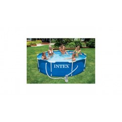 Intex 28202GN Frame Zwembad 305 x 76 cm + Pomp