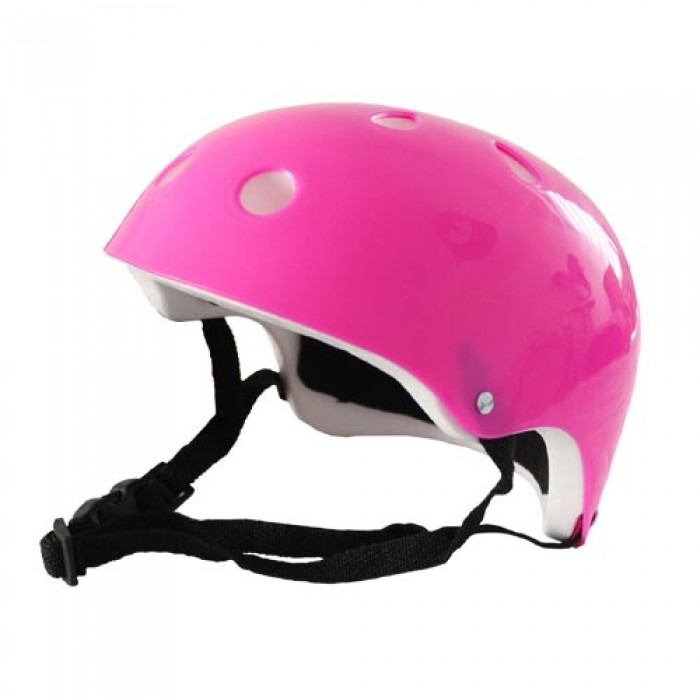 Kinderhelm voor bescherming Roze