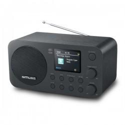 Muse M-128DBT  DAB+ tafelradio met bluetooth