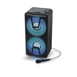 Muse M-1820DJ Bluetooth Party Box speaker met CD en ingebouwde batterij