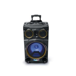 Muse M-1938DJ Party Box Bluetooth DJ speaker met FM radio en USB (500 W)
