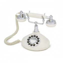 GPO 1920SOpal retro telefoon met klassiek jaren '20 ontwerp