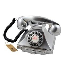 GPO 1929SPUSHCHR retro telefoon klassiek bakeliet jaren '20 ontwerp