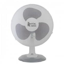 Royal Swiss tafelmodel 40 cm ventilator 40 watt 3 snelheden