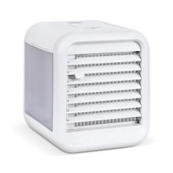 Teesa TSA8041 Mini Air Cooler koelt bevochtigt en zuivert de lucht
