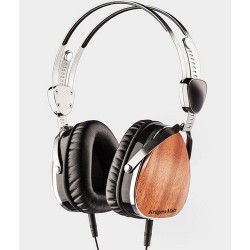Krüger&Matz KM0660SP Design hoofdtelefoon van sapele hout