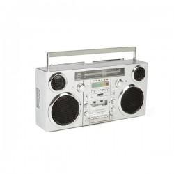 GPO Ghettoblaster bluetooth, CD, cassette, USB en DAB+ radio