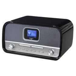 Soundmaster DAB970SW Stereo DAB+ radio CD speler bluetooth  en USB