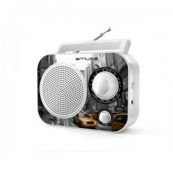 Muse M-060NY Draagbare FM/AM radio