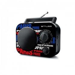 Muse M-060PA Draagbare FM/AM radio