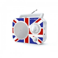 Muse M-060UK Draagbare FM/AM radio