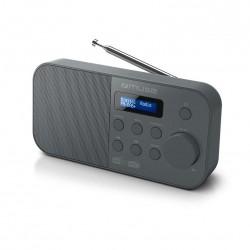 Muse M-109DB Compacte digitale DAB+ / FM radio zwart