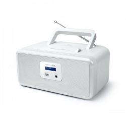 Muse M-32DBW Draagbare Radio/CD-speler met DAB+, USB en bluetooth