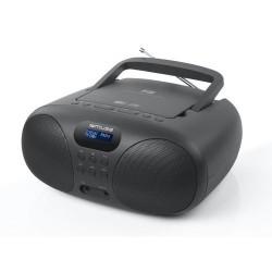 Muse MD-208DB Draagbare DAB+ Radio CD-speler (zwart)