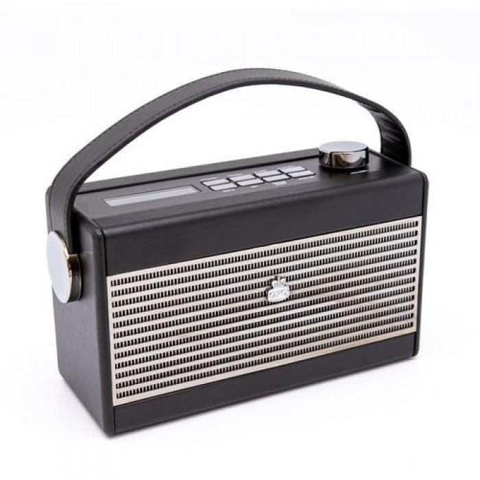 GPO DARCYBLA Draagbare radio in retro style