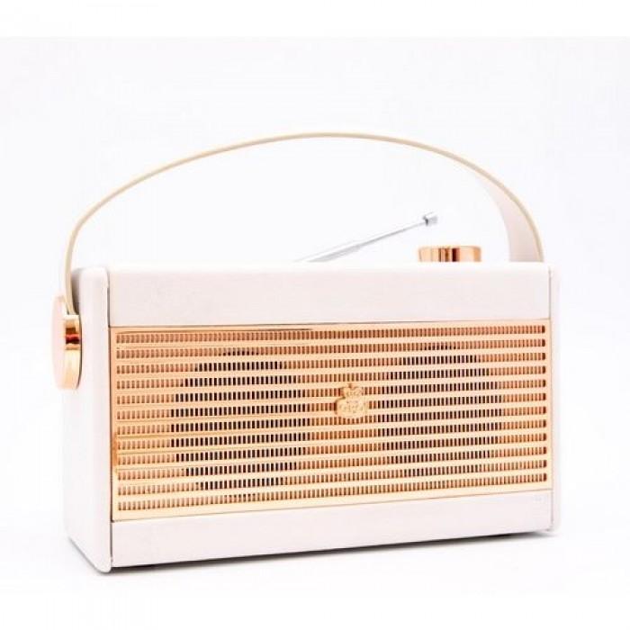 GPO DARCYCRE Draagbare radio in retro style