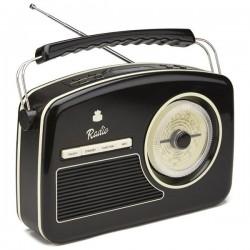 GPO RYDELLDABBLA Trendy jaren 50 style DAB+-radio