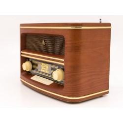 GPO WINCHESTERDAB DAB+/FM-radio met jaren '50 ontwerp