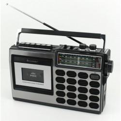 Soundmaster RR18SW Radio Cassette Recorder met USB