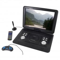 Soundmaster PDB1600SW Portable DVD speler met DVB-T2 HD-tuner