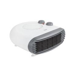 Teesa TSA8027 Ventilatorkachel plat wit