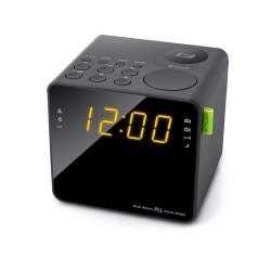 Muse M-187CR Wekkerradio met helder LED scherm