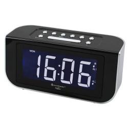 Soundmaster FUR4005 FM radio met radiogestuurde klok