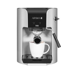 Teesa TSA4002 Aroma 300 espressomachine zilver