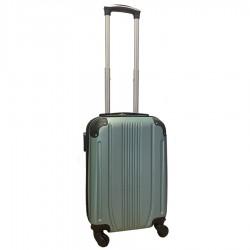 Travelerz handbagage koffer met wielen 27 liter - lichtgewicht - cijferslot - groen (168)