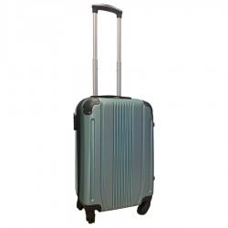 Travelerz handbagage koffer met wielen 39 liter - lichtgewicht - cijferslot - groen (168)