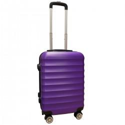 Travelerz handbagage koffer met wielen 39 liter - lichtgewicht - cijferslot - paars (1515)