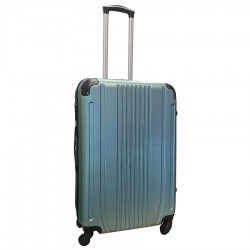 Travelerz reiskoffer met wielen 69 liter - lichtgewicht - cijferslot - groen (168)